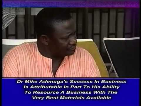 Mike adenuga interview