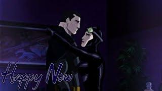 Batman & Catwoman | Happy Now | Batman: Hush [2019]