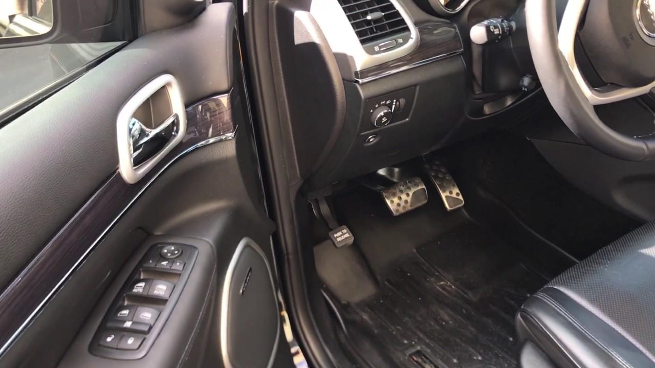 Need Diagram Of Fuse Panel Inside 1996 Grand Jeep Cherokee Fixya