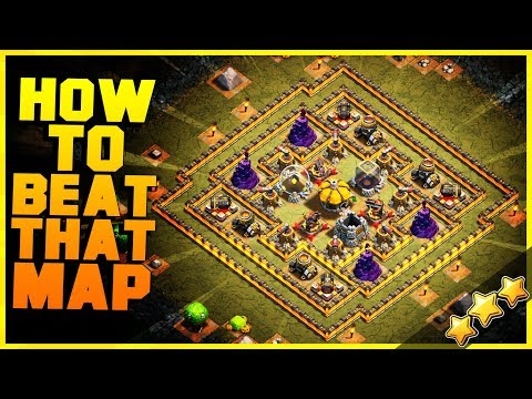 How To 3 Star HIGH PRESSURE With NO CC At TH8, TH9, TH10, TH11, TH12 | Clash Of Clans New Update