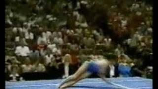 big girls don't cry gymnastics