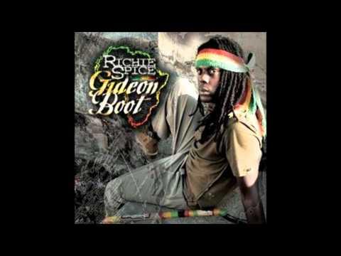 Richie Spice--Gideon Boot