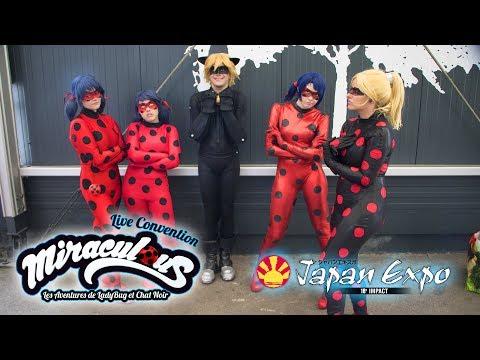 "MIRACULOUS ""Live Convention"" - Ep03 - Japan Expo 18e Impact"