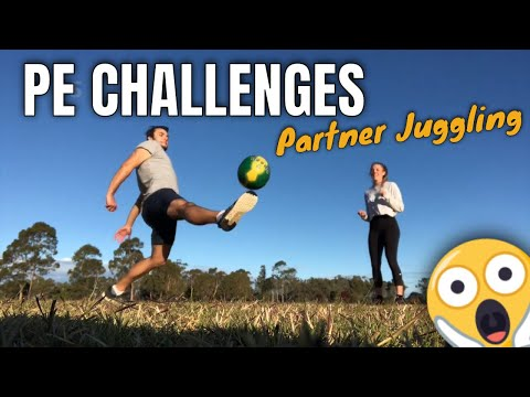 """Partner Juggling"" 