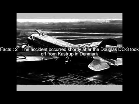 1947 KLM Douglas DC-3 Copenhagen accident Top  #6 Facts