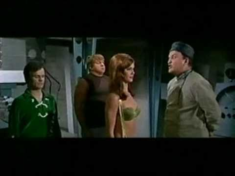 Wende Wagner in Out Of Sight 1966