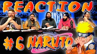 """Download Naruto #6 REACTION!! """"A Dangerous Mission! Journey to the Land of Waves!"""""""