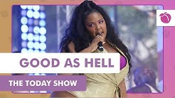 Lizzo - Good As Hell (Live on The Today Show / 2019)
