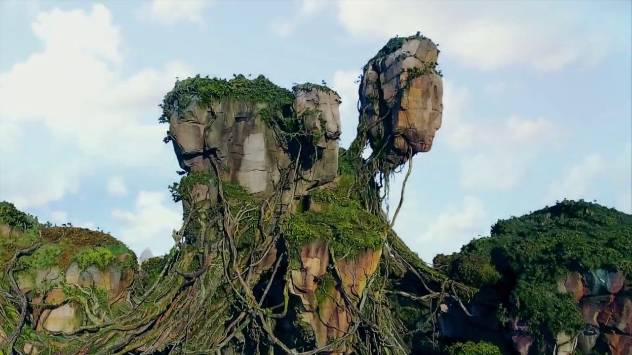 New Pandora The World Of Avatar Valley Of Mo Ara