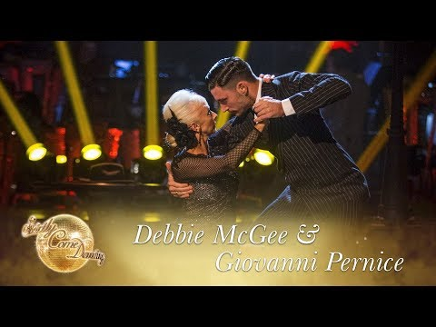 Debbie & Giovanni Argentine Tango to 'Por Una Cabeza' - Strictly Come Dancing 2017