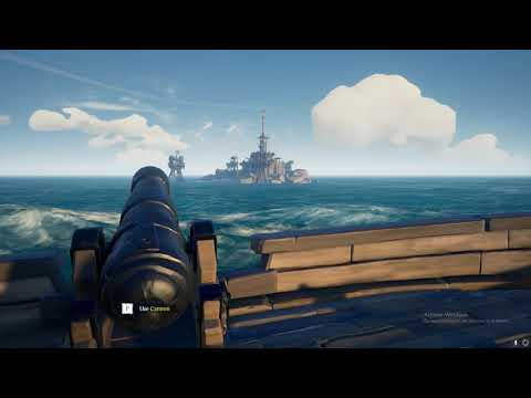 Sea of Thieves || Why you shouldn't play solo skull island