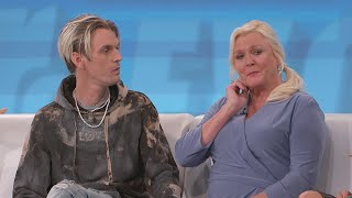 Jane carter, the mother to popstars nick and aaron joins show shares that she first started drinking in high school. at point, it was ju...