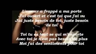 MARVIN - Sentiment (Parole) .mp4