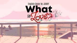 Download Lagu TWICE - What Is Love? | English Cover by JANNY Mp3