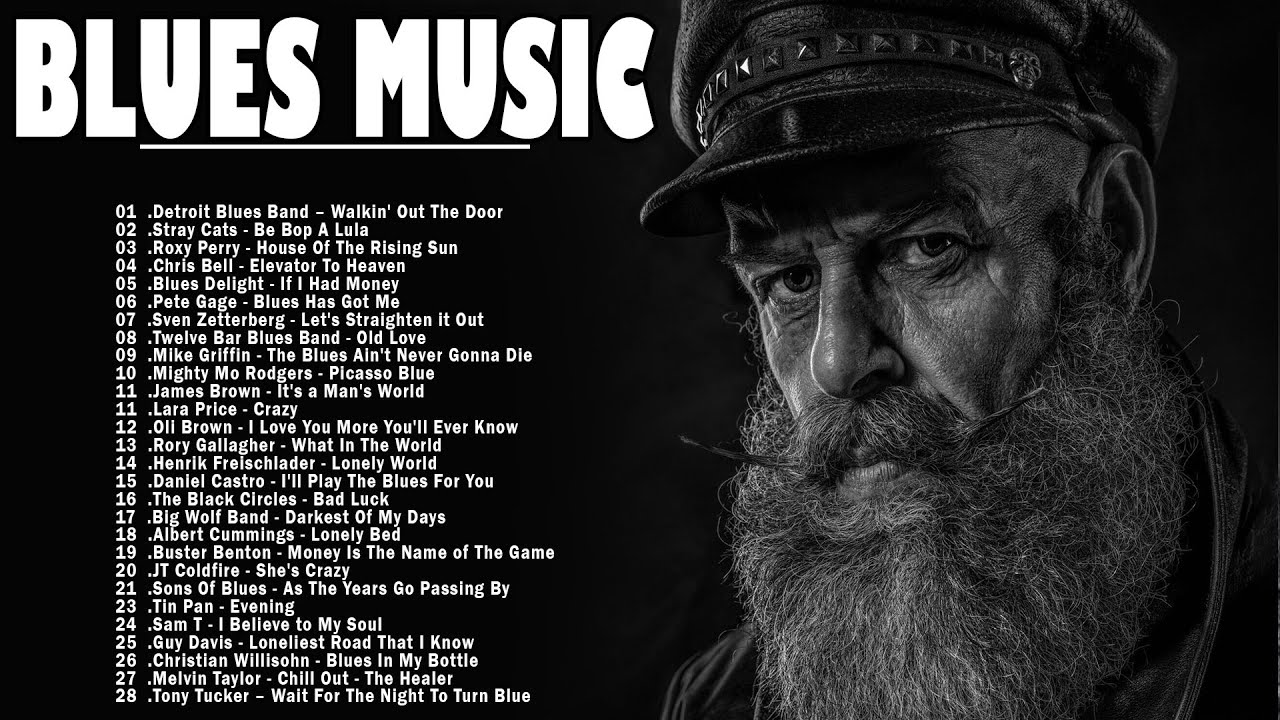 Download Best Songs Blues Music 2021 | Greatest Blues Rock Songs Of All Time |Slow Blues / Rock Ballads Music