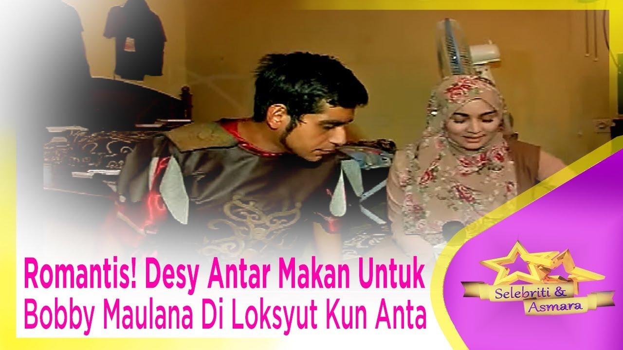 Romantis! Desy Antar Makan Untuk Bobby Maulana Di Loksyut Kun Anta - SELEB ON NEWS
