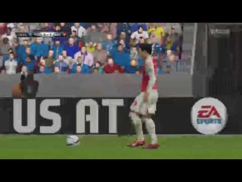 PSG vs Arsenal live