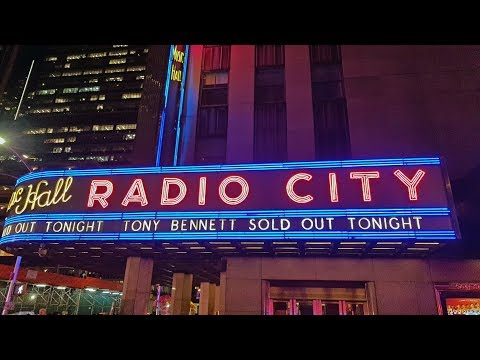 New York - Tony Bennett in Concert
