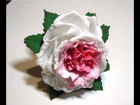 Резинка цветок своими руками фото 517