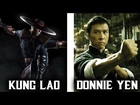 Mortal Kombat Movie Reboot News Revealed Cast Pitch Youtube