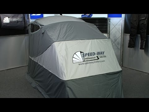 Speed way motor shelters motorcycle cover motorcycle - Motorcycle foldable garage tent cover ...