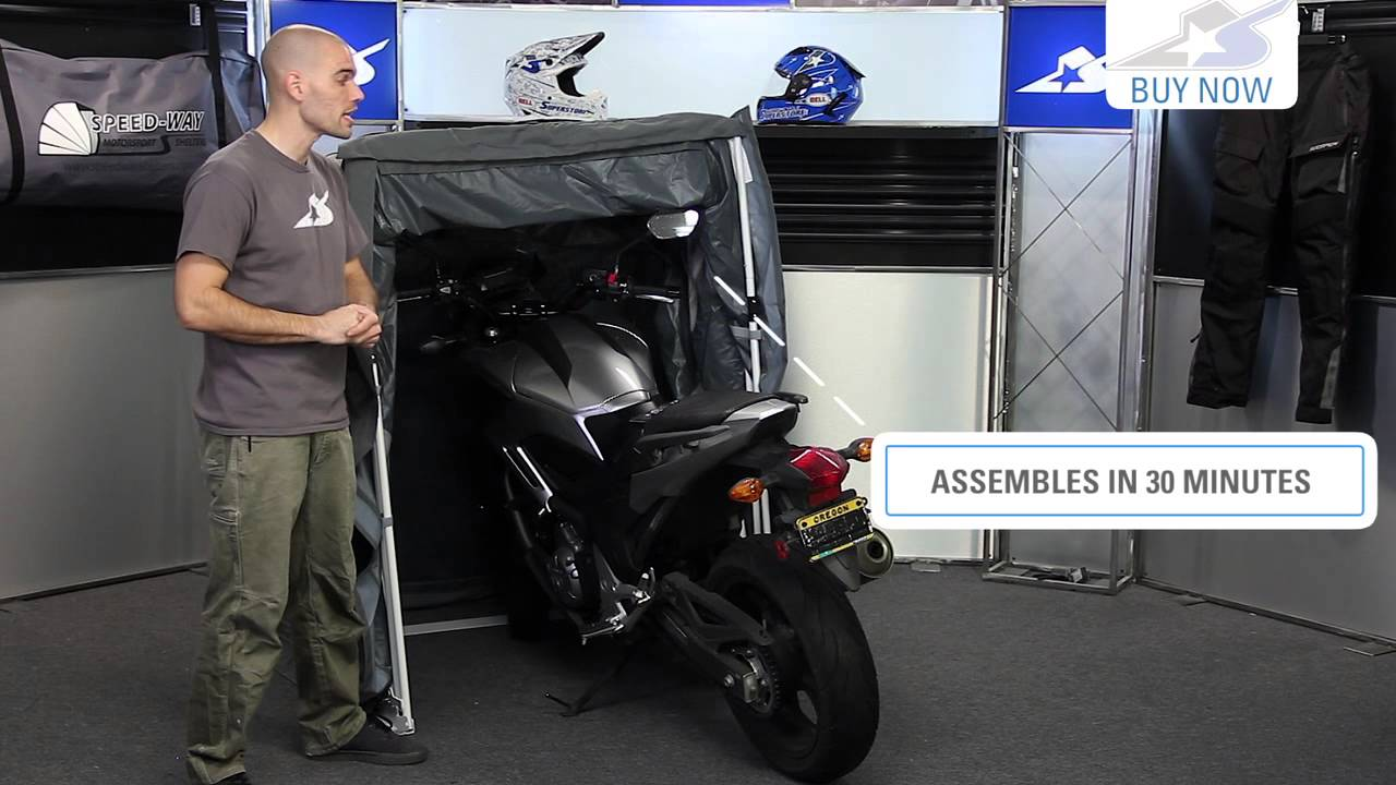 Speed Way Motor Shelters Motorcycle Cover Superstore Super Size Xl