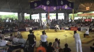 Чемпионат мира по Сумо 2015 г.Осака,Япония. (Колесник)