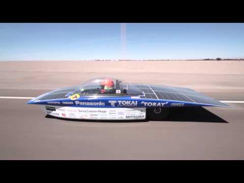 Etapa Transportes Bello Día 2 - Carrera Solar Atacama 2014