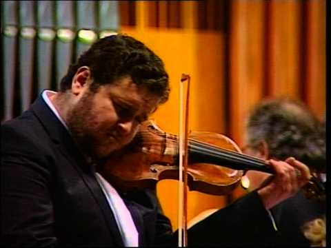 Felix Mendelssohn Double concert D moll  Part 1