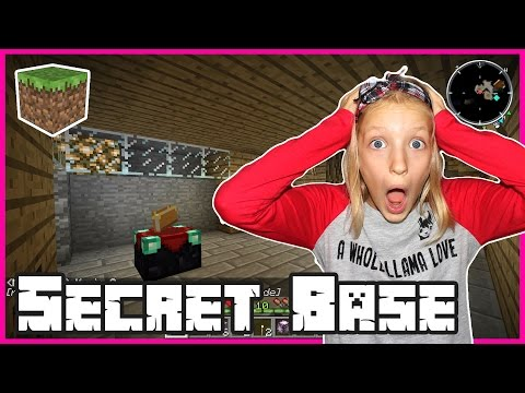 They Are Making a Secret Base Without Me / Minecraft