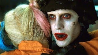 Harley Quinn & The Joker - Last Scene - Lets Go Home - Suicide Squad (2016) Movie CLIP HD