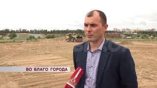 Строительство третьего моста через реку Уда вызвало недовольства горожан