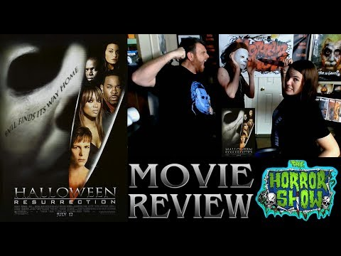 """Halloween: Resurrection"" (Halloween 8) 2002 Movie Sequel Review - The Horror Show"