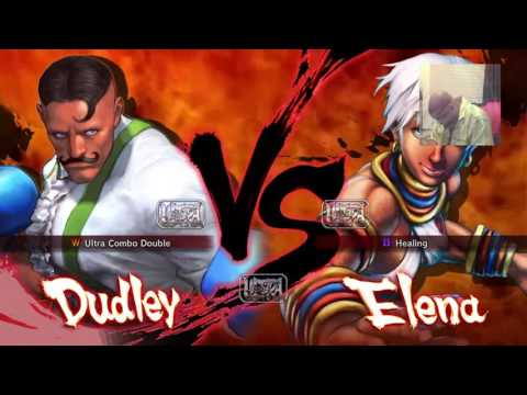Rayne Phoenix vs Ultra Street Fighter 4 PS4