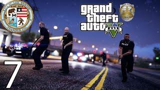 GTA V Police Mod 1.0c Day 7 - SWAT Patrol