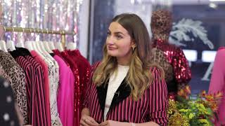Behind the Seams wİth Courtney Smith, Episode 1: The Designers