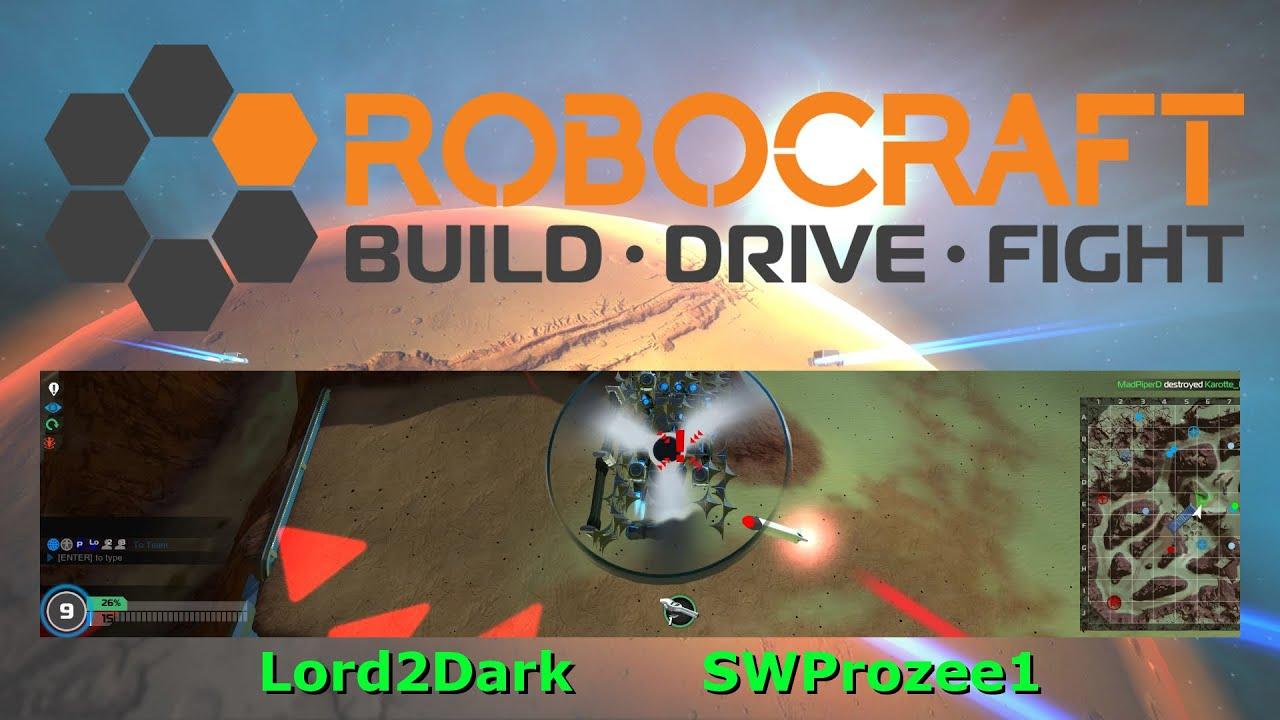 Видео как скачать лаунчер в игре robocraft