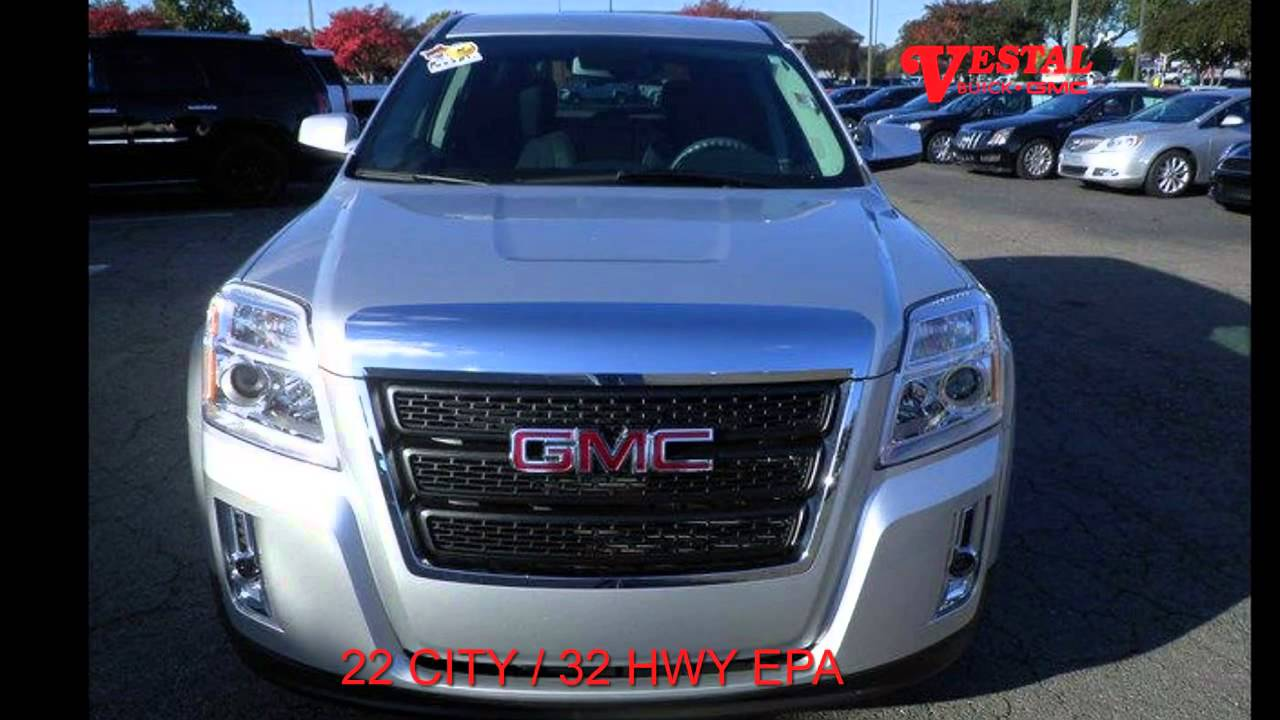 used suv for sale 2013 gmc terrain sle youtube. Black Bedroom Furniture Sets. Home Design Ideas