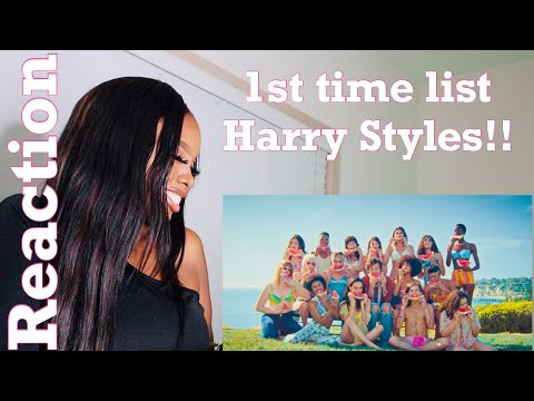 "Harry Styles "" Watermelon Sugar "" Reaction Video"