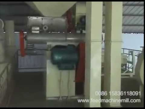 Animal feed mill plant  ,Animal feed production line