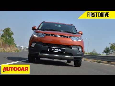 Mahindra KUV100   First Drive   Autocar India