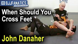BJJ Techniques: Crossed Feet by John Danaher