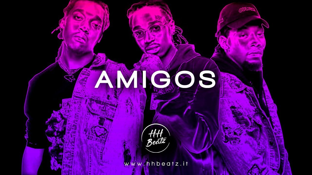 "Migos X Gucci Mane Type Beat – ""Amigos"" 
