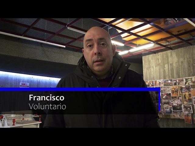Reportaje sobre la crisis del COVID19 en el Concello de Ourense
