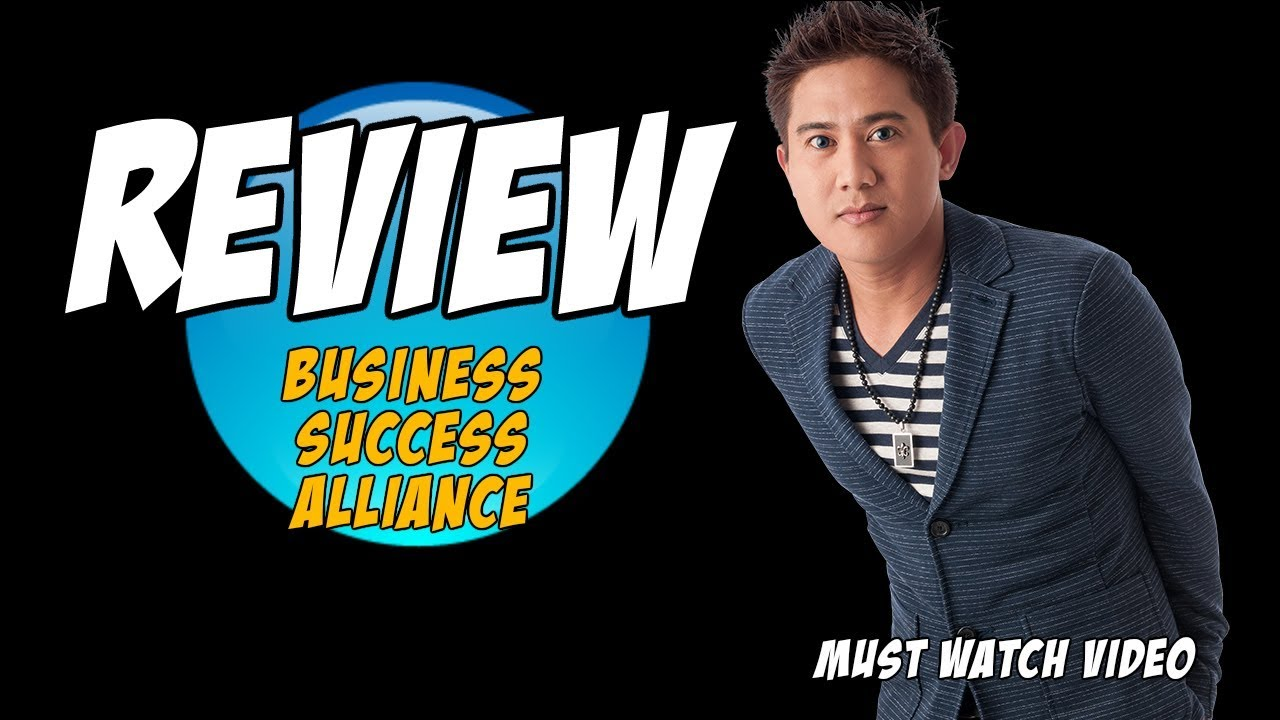 Business Success Alliance REVIEW - YouTube