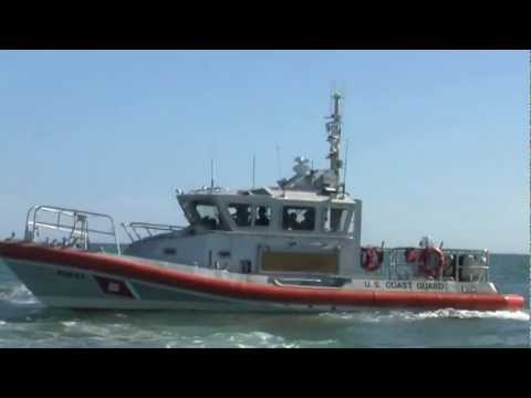 US Coast Guard 45-foot Response Boat Medium