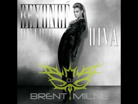 Beyonce vs House of Labs - Diva - Move UR Body (Brent Milne I'm a Diva Private Dub vs Roger Grey )
