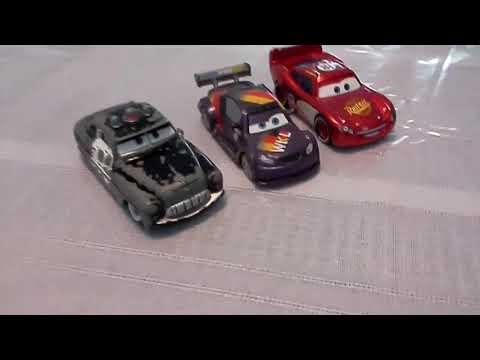 Cars Mater National Remake:Otto Bonn Part 1