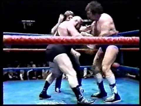 Gagne & Vachon vs Blackwell & Kaissie