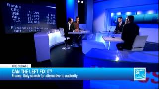THE DEBATE - part 2 - French unemployment: can the Left fix it?